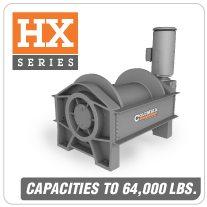 Columbia AC Hoists HX Series